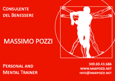 Massimo Pozzi business card by FAB813