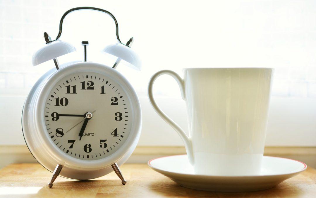 Tómate tu tiempo: entre decir y hacer hay que decir