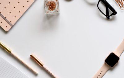 Los imprescindibles de mi espacio de trabajo – Anna Nieto de Talleret Craft