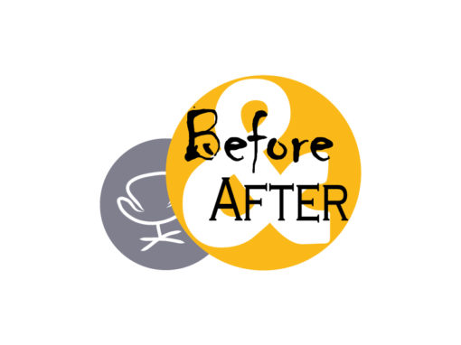 Before & After (yo en Italia)