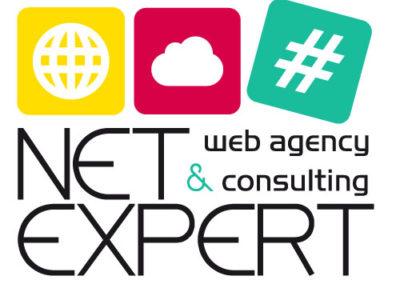 Net expert logo by FAB813