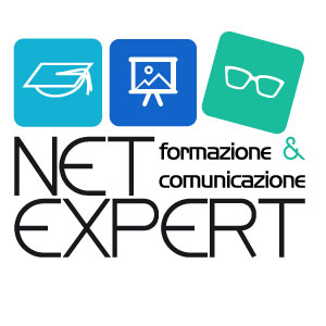 Net expert logo formation by FAB813