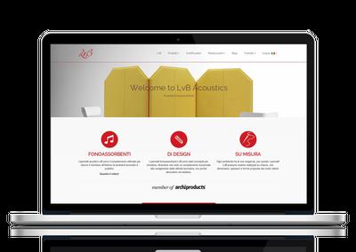 LvB web page by FAB813