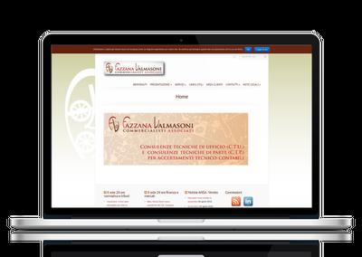 Fazzana Valmasoni webpage by FAB813